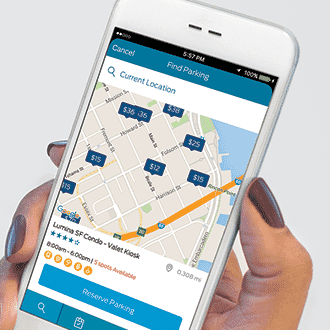 FordPass: Easily Find Parking